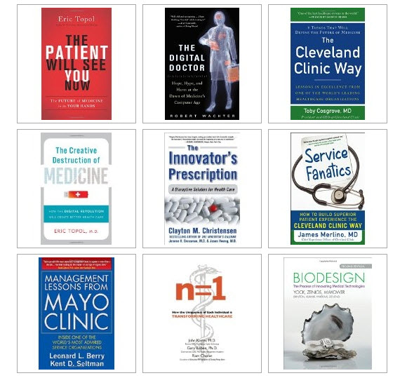 Summer Reading Top Reviewed Books On Healthcare Innovation